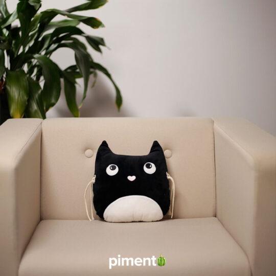 Almofada 3D Gato