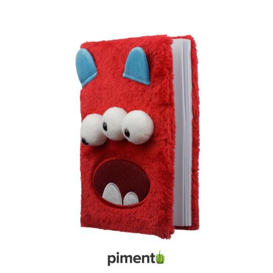 Caderno Pelinho Monstro