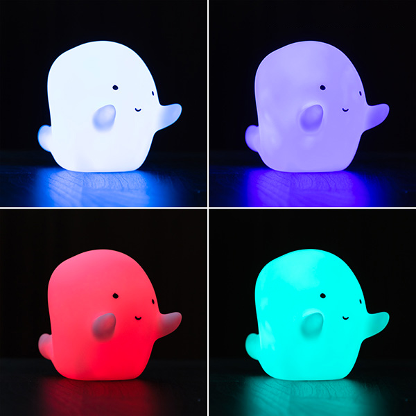 Fantasma LED - Luz de Presença