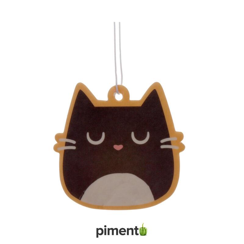 Ambientador para carro - Gato Laranja