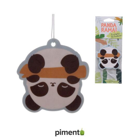 Ambientador para carro - Panda