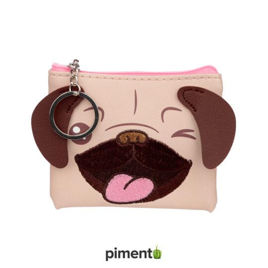 Carteira Pug