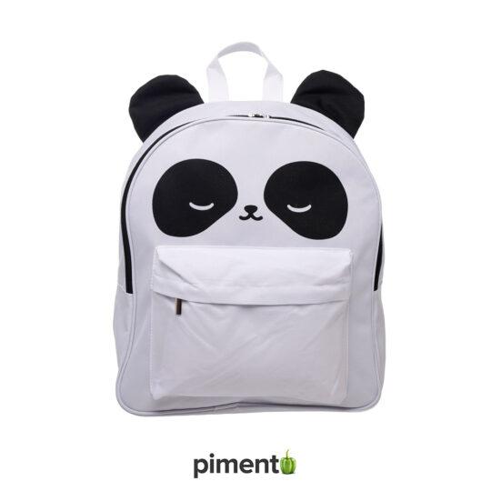 Mochila Escolar Panda