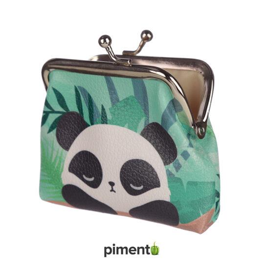 Porta Moedas Panda