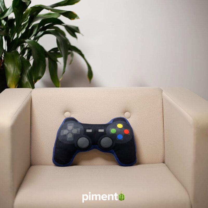 Almofada 3D Comando Consola - Game Over