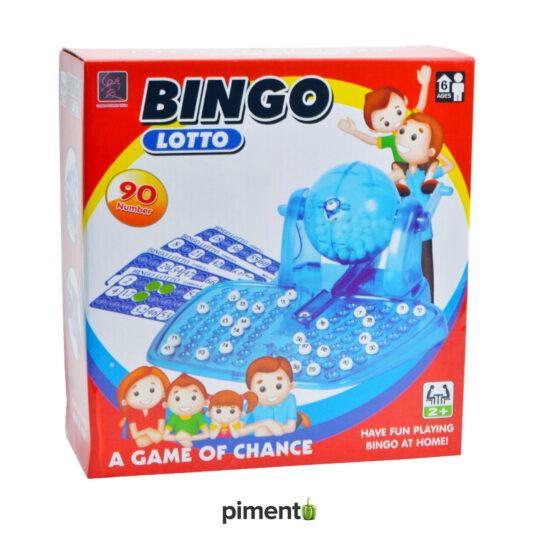 Jogo Bingo Lotto 48 cartões
