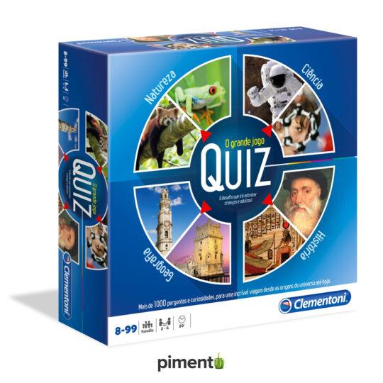 O Grande Jogo Quiz - Jogos Didáticos
