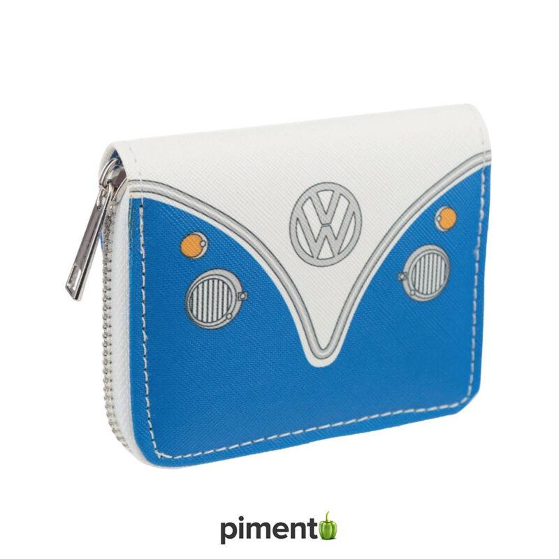 Carteira VolksWagen VW Pão de Forma RED BLUE
