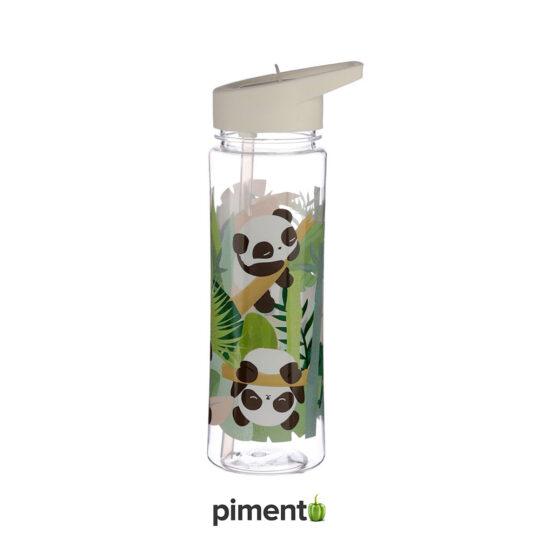Garrafa de Água 550ml Panda
