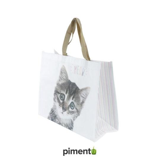 Saco de Compras Meow – Gato