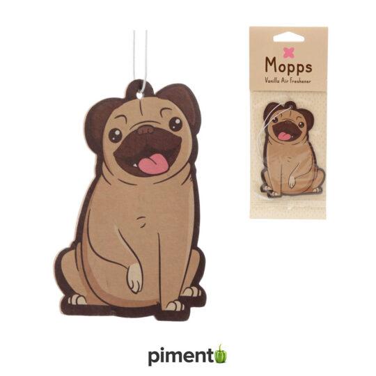 Ambientador para carro – Pug