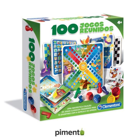 100 Jogos Reunidos – Jogos Didáticos e Educativos