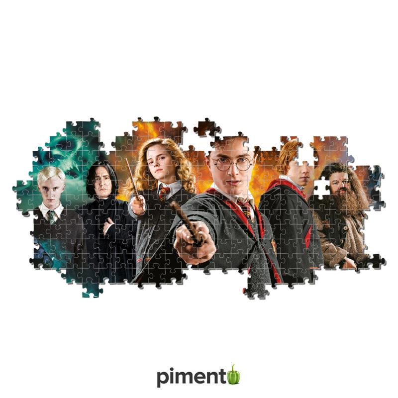 Puzzle 1000 peças Harry Potter - Panorama