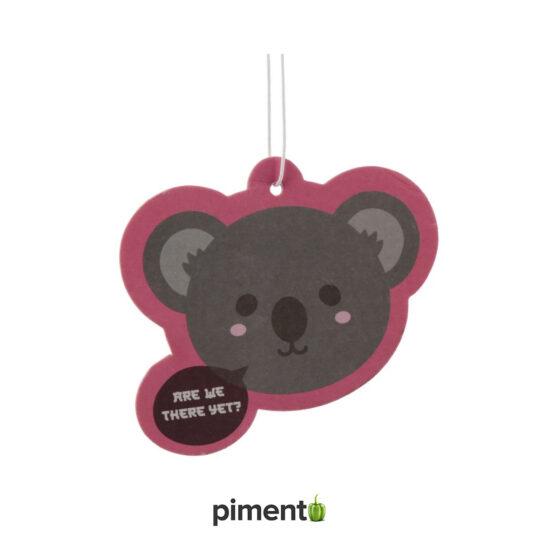 Ambientador para carro – Koala