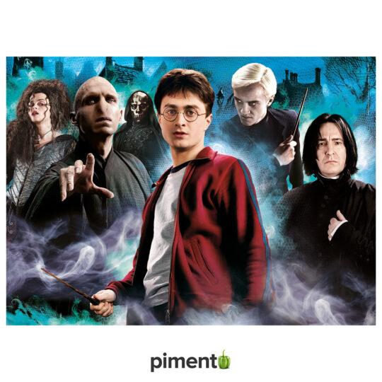 Puzzle 1000 peças - Harry Potter - Clementoni