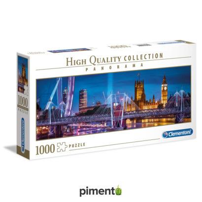 Puzzle 1000 peças Londres - Panorama