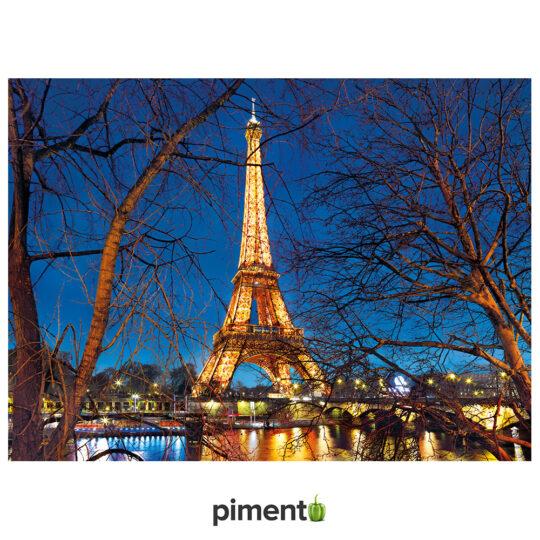 Puzzle 2000 peças - Paris - Clementoni